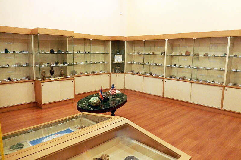 Geological Museum after H. Karapetyan