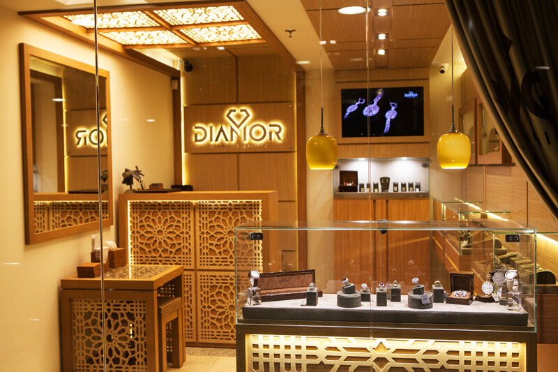 Diamor jewelry shop