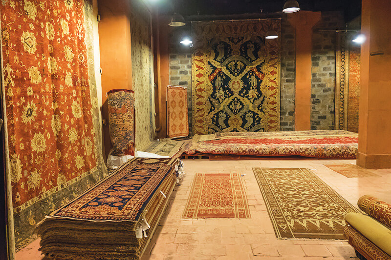 Megerian Carpet store-gallery