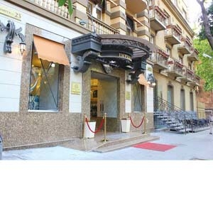 Yerevan hotels and hostels