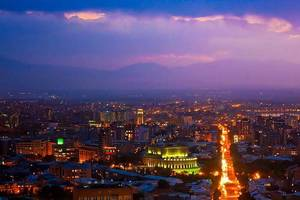 Best time to visit Yerevan