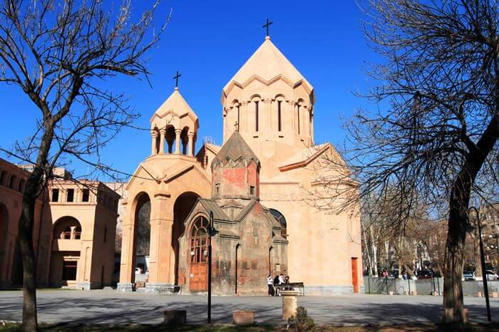 Yerevan churches