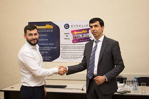 agreement between Yerevan card and city life