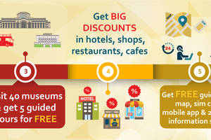 40 museums for free